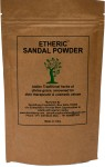 Etheric Sandal Powder (100 gm)