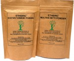 Etheric Combo of Kasturi Turmeric and Multani Mitti Powder