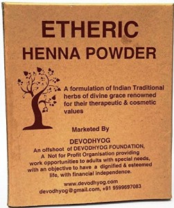 Etheric Herbal Henna ( 200 Grams)