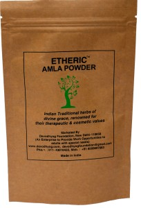 Etheric Amla Powder for Hair (100 gm)