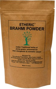 Etheric Brahmi Powder (For Hair)- 100 gm