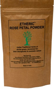 Etheric Rose Petal Powder (100 gm)