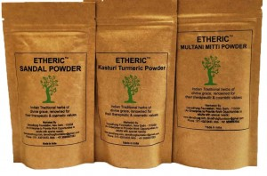 Etheric Combo Pack for Glowing Skin ( 3 x 75 Grams)