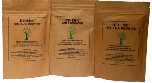 Etheric Combo Pack for Hair Strengthening (3 x 75 gm)