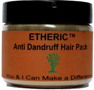 Etheric Anti-Dandruff Hair Pack (200 gm)