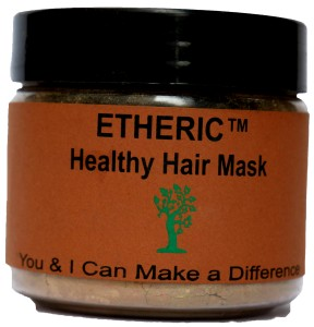 Etheric Healthy Hair Mask - (For Hair Loss) (200 gm)