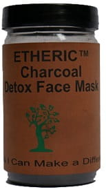 Etheric Charcoal Detox Face Mask (75gm)