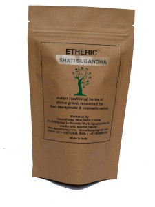 Etheric Shati (Kapur Kachri) Powder