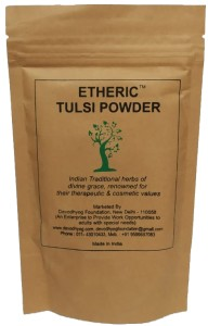 Etheric Tulsi Leaves Powder (100 gm)