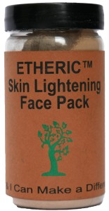 Etheric Skin Lightening Face Pack (75 gm)