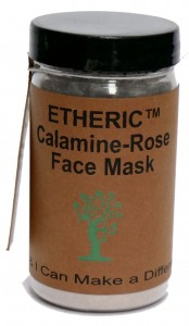 Etheric Calamine-Rose Face Mask (75 gm)
